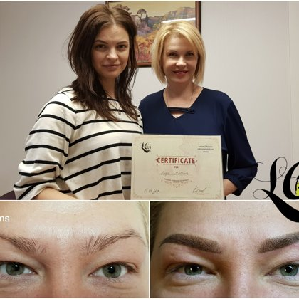 Permanent make up individāla meistarklase