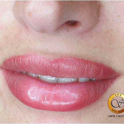 #lūpumikropigmentācija##permanentaisgrims#