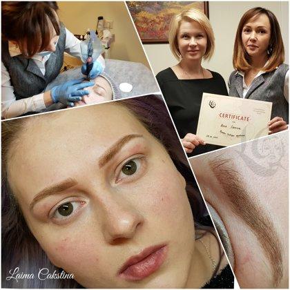 Индивидуальный мастер класс по перманентному макияжу