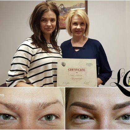 Перманентный макияж ,индивидуальные МК бровей