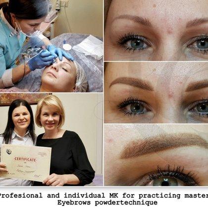 Individual Master Class permanent make up