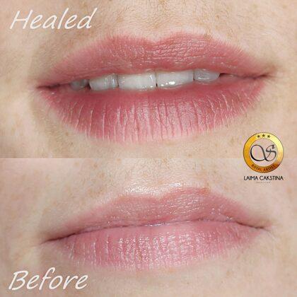 #permanenta##lūpumikropigmentācija##Tempera Lips