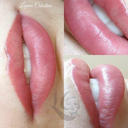 #permanentaisgrims# Tempera Lips